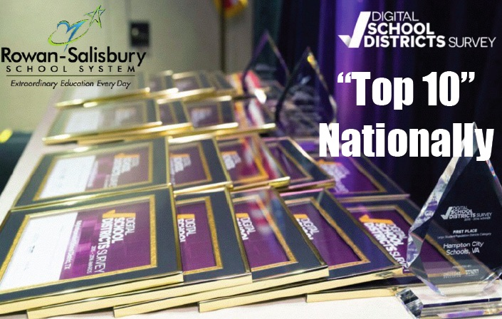 Top 10 National Ranking Award