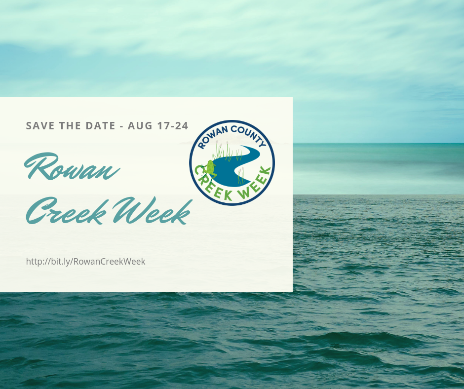 Rowan Creek Week Aug 17-24