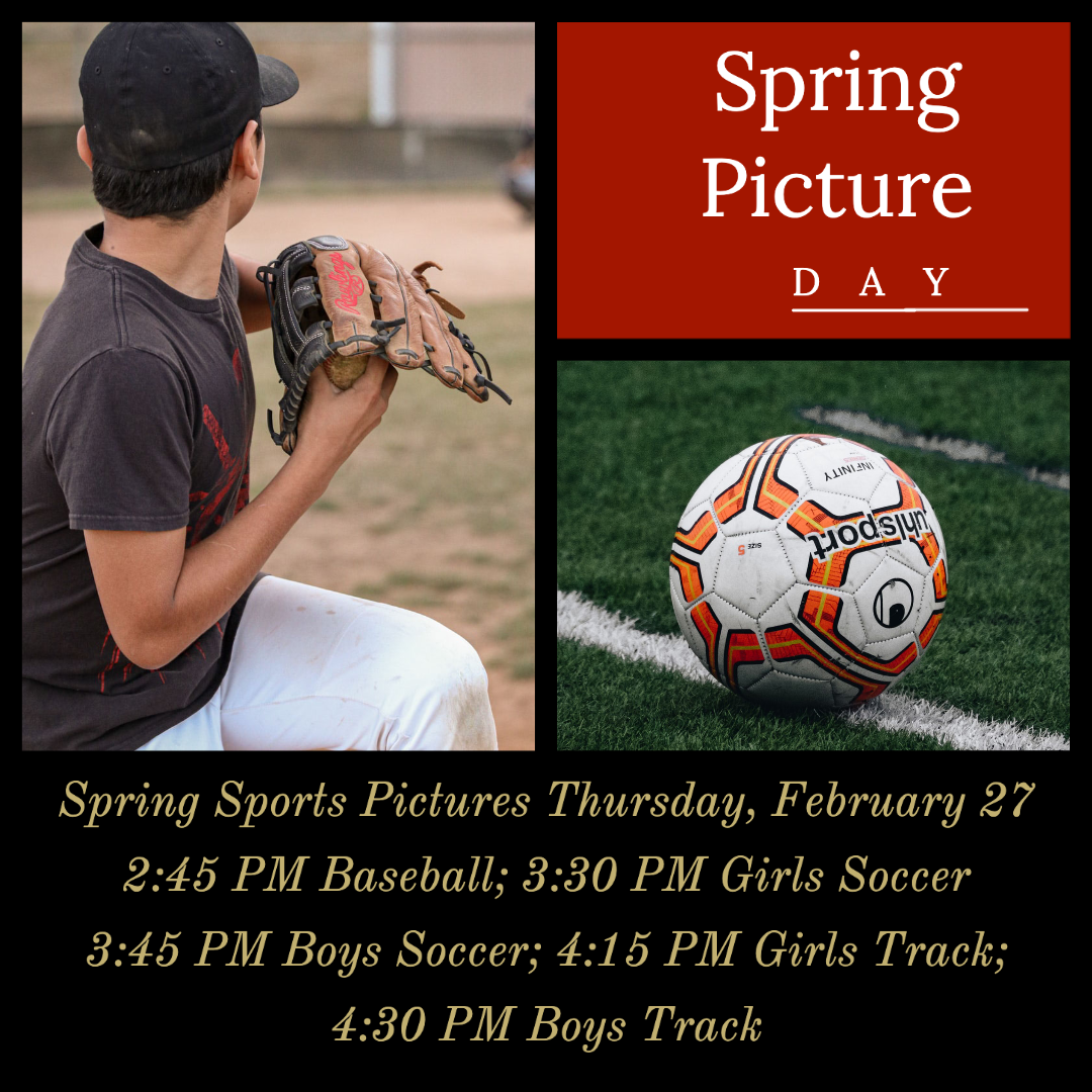 Spring Sports Picture
