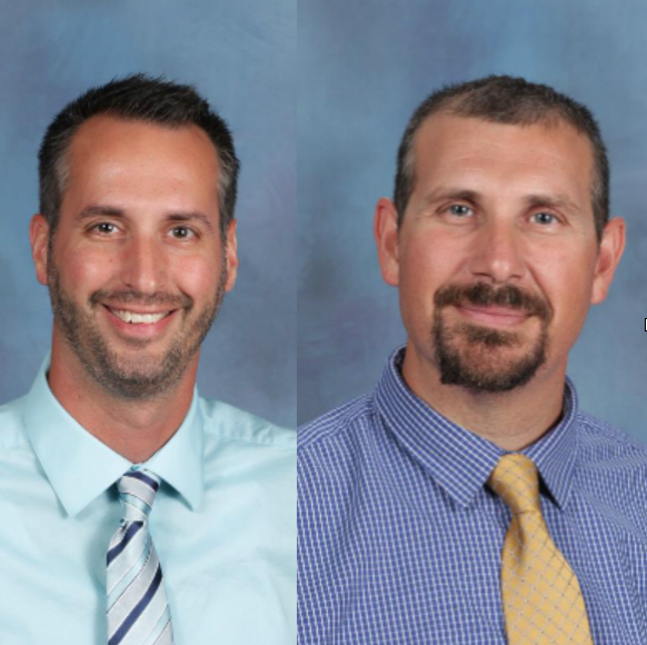 Adam DeLand & Jason Rivers, Assistant Principals
