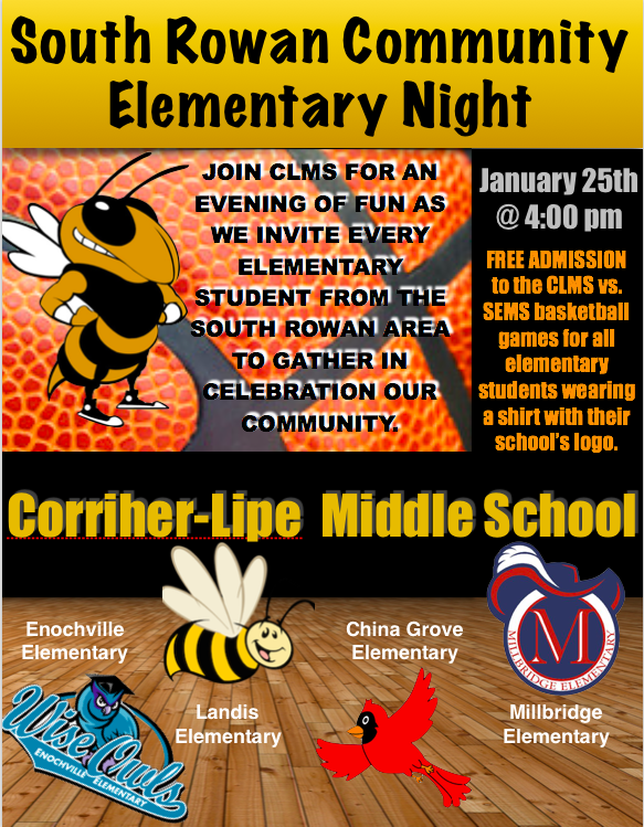 South Rowan Elementary Community Night