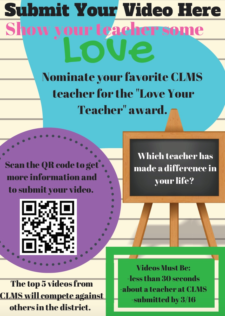 Love Your Teacher Nominations