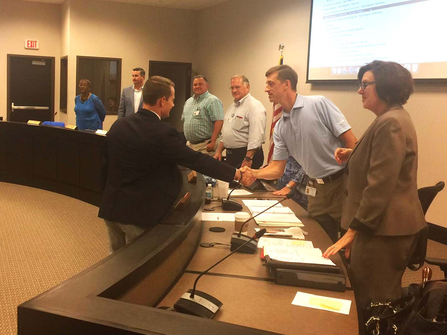School Board Approves New Principals & Administrators