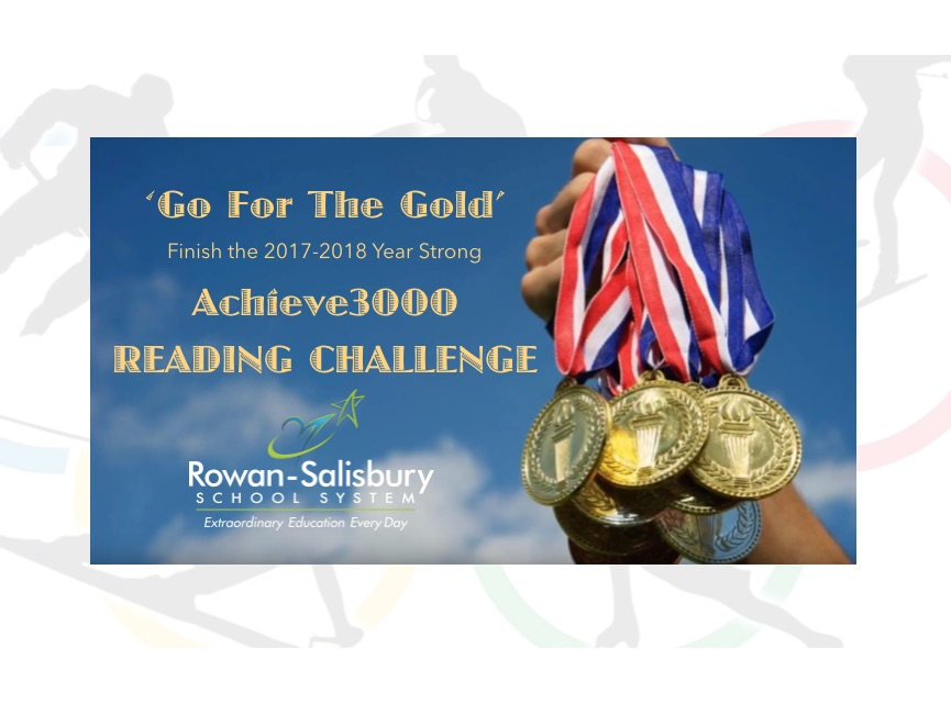 2018 Winter Reading Challenge Go!