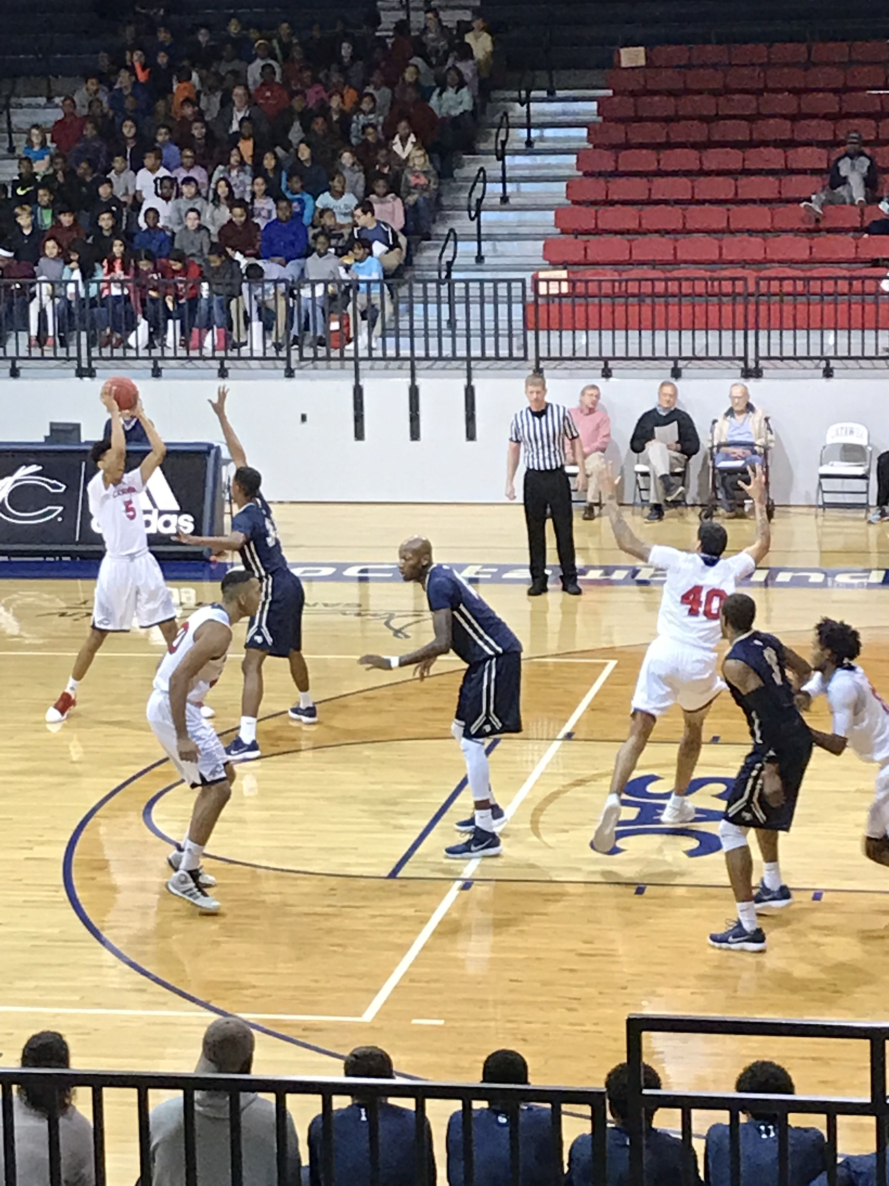 Catawba College Basketball Game Trip