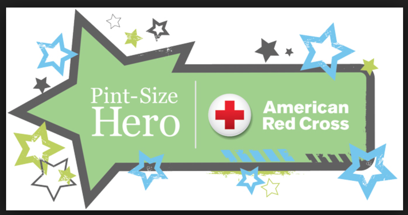 Pint-Size Hero - Blood Drive