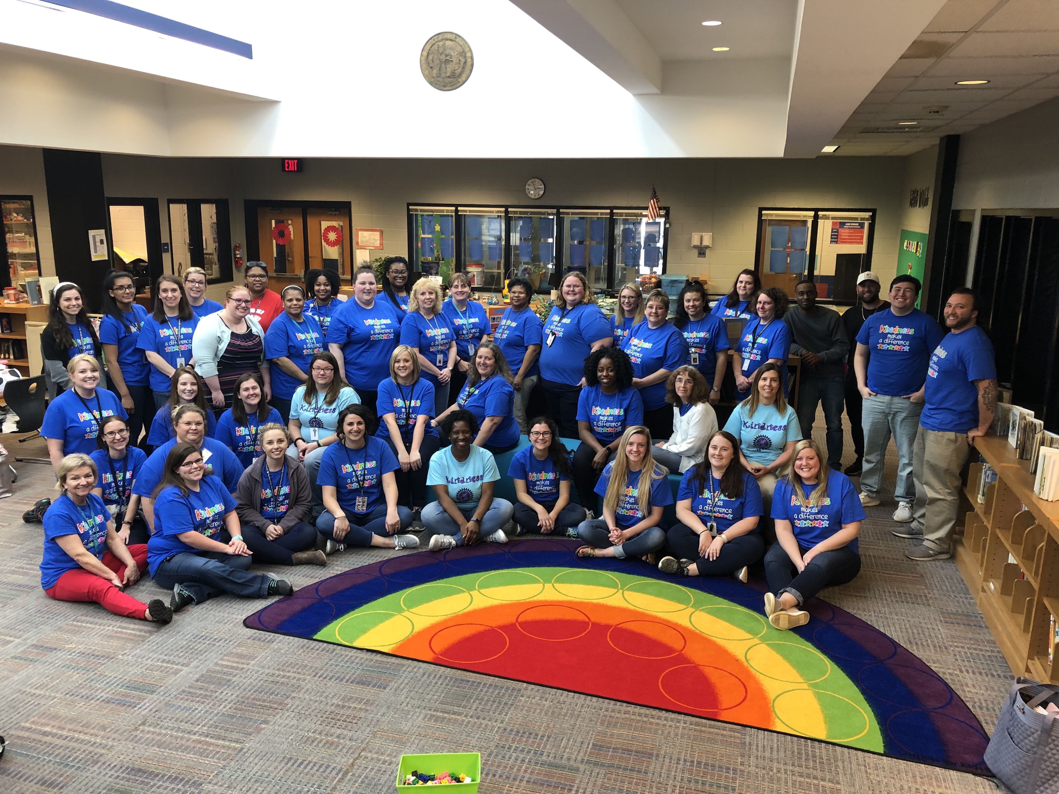 HDES Participates in the Great Kindness Challenge