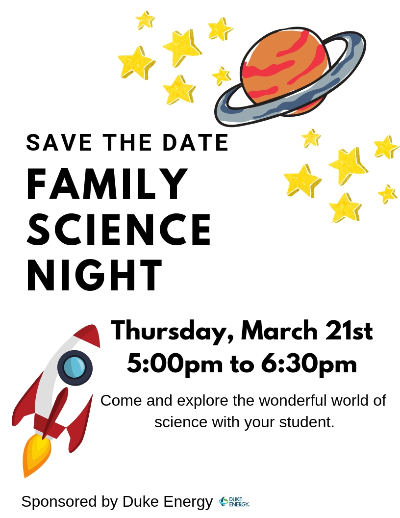 Family Science Night