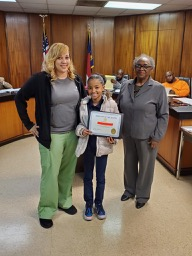 4th and 5th grade   Student of the Month - March