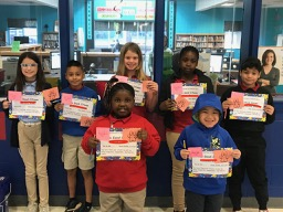 Car and Rider Good Citizens for Week Ending 11/1/19