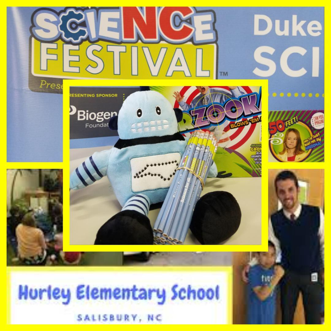 Hurley Science Festival