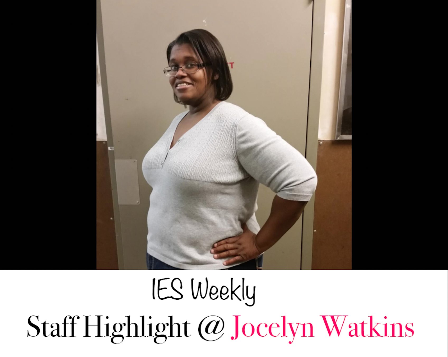 Staff Highlight Watkins