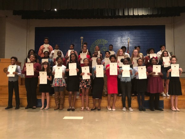New BETA Club members