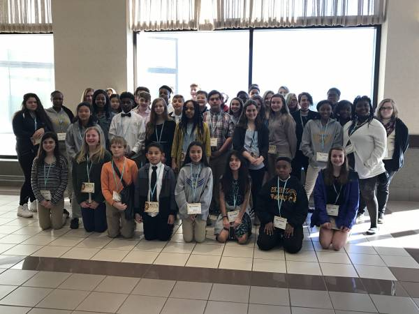 BETA Club Goes to Greensboro