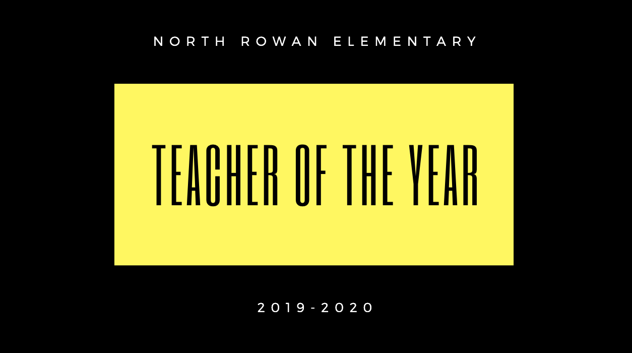 Teacher of the Year 19-20