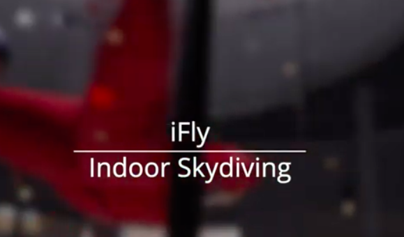 NRHS iFly Indoor Skydiving Staff Experience