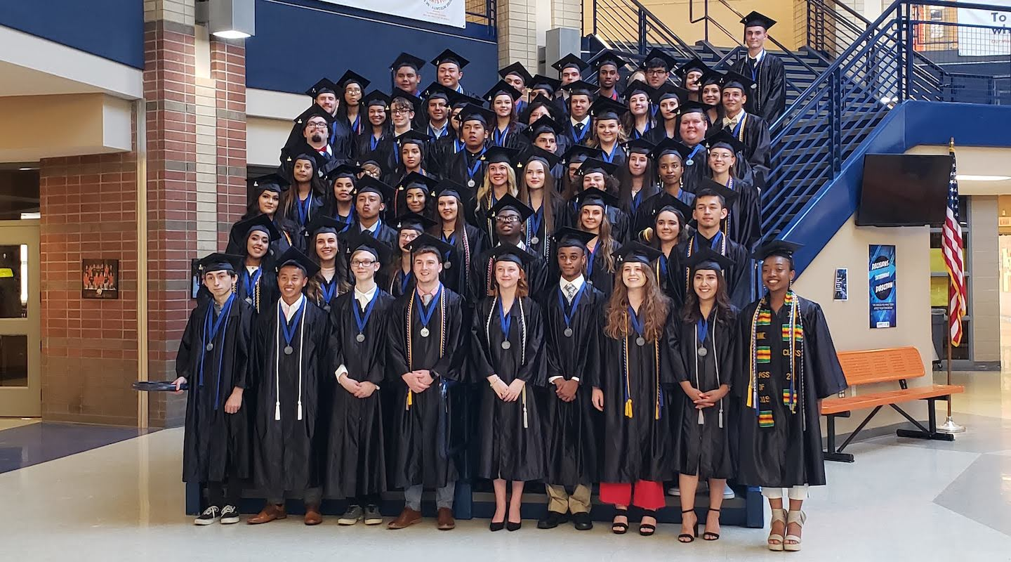 The RCEC Class of 2019 Begins the Next Step in Their Journey