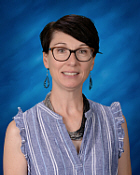 Christy Goodman, 2019 Teacher Assistant of the Year