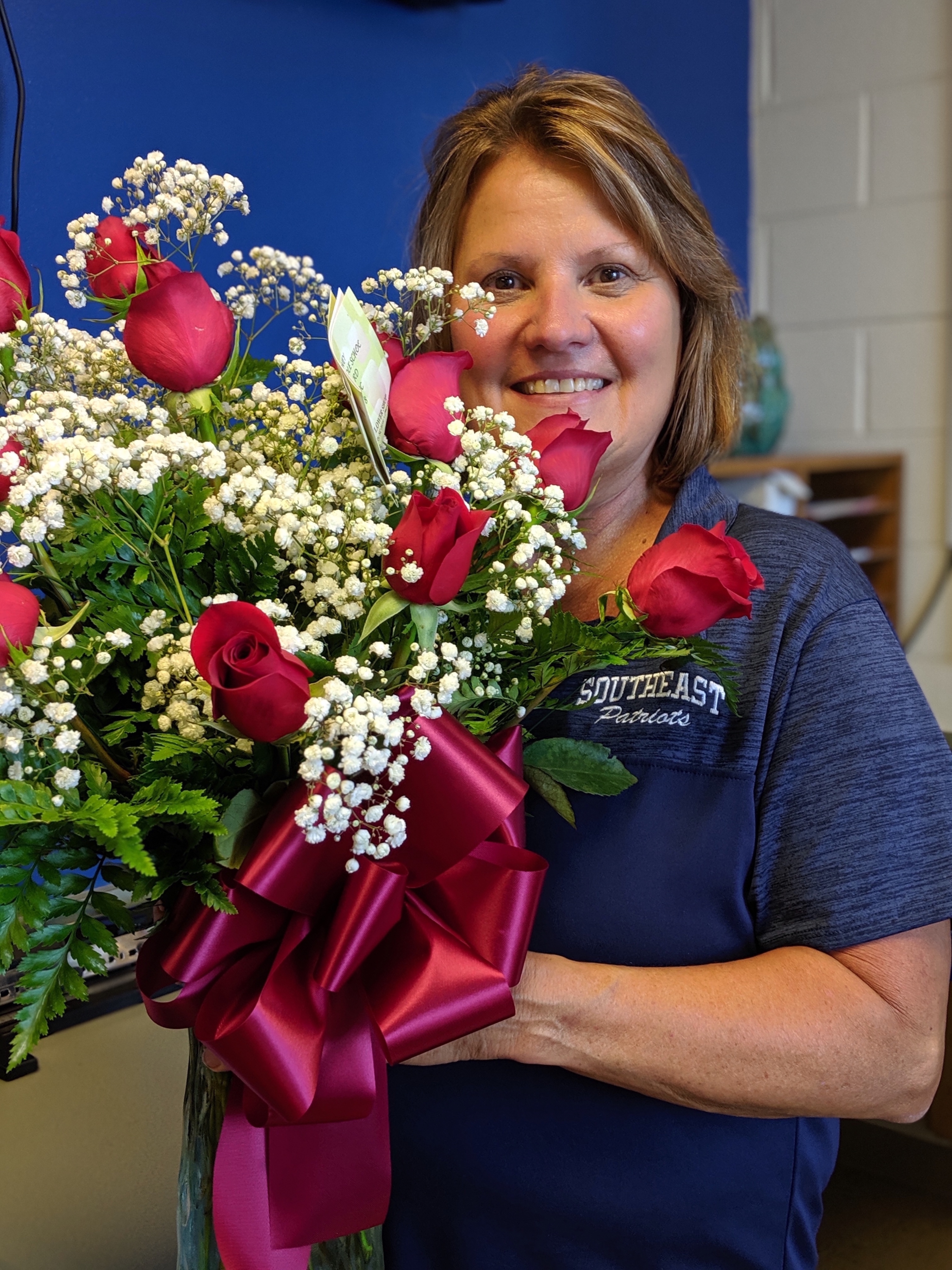 Southeast Community EC Teacher of the Year