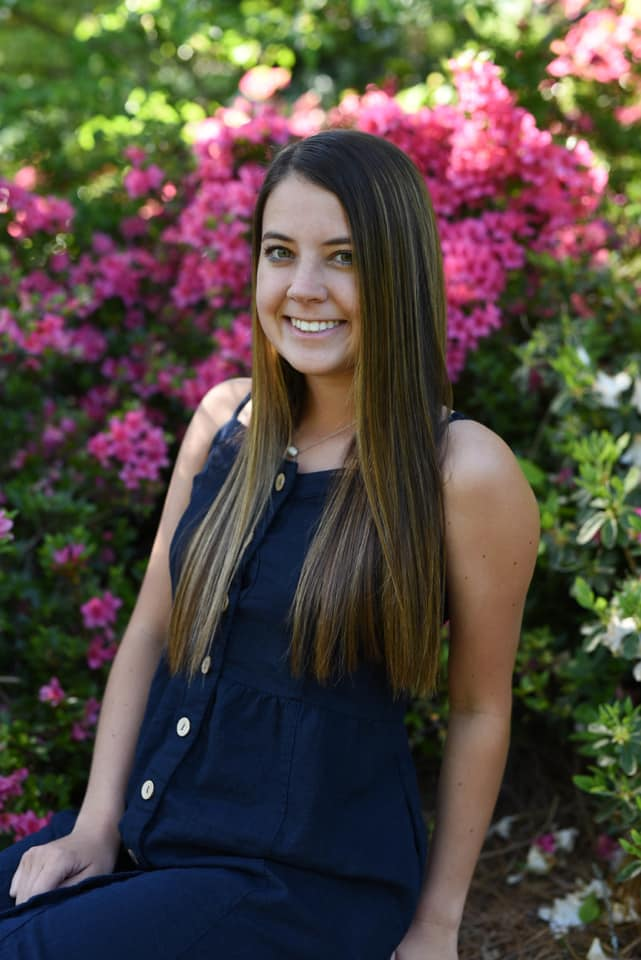 Chloe Patterson:  2019 Graduate and Park Scholarship Recipient